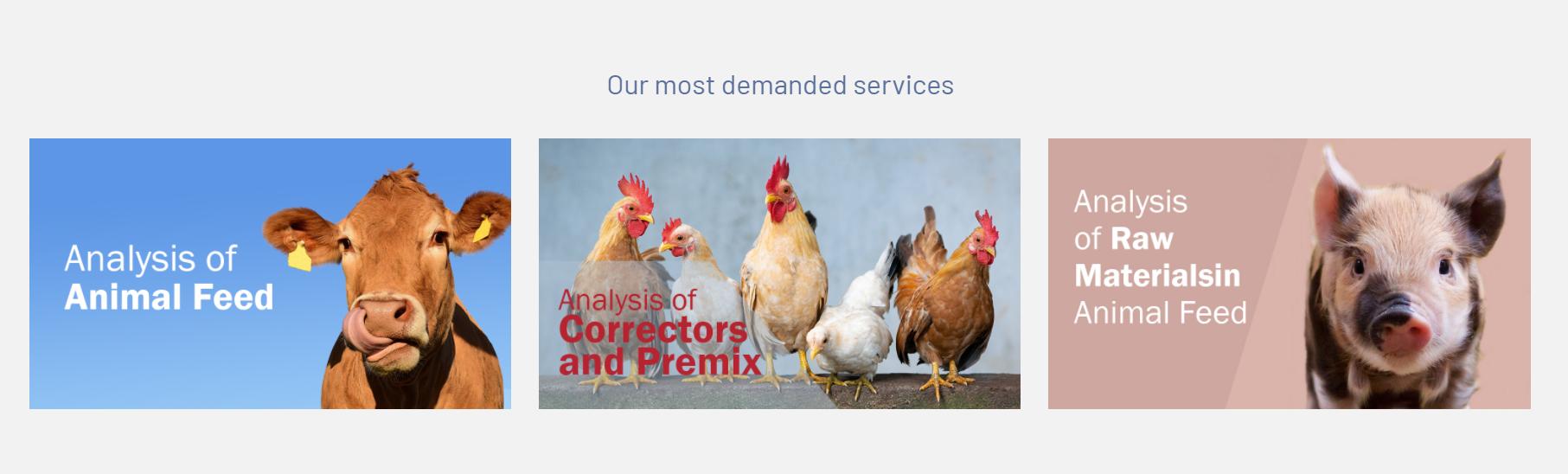 Labocor Analítica presents its new corporative website